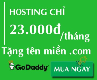 $2.49/mo Web Hosting from GoDaddy!